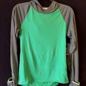 NIKE Women's Soft Hand Hoodie Running Shirt 481313